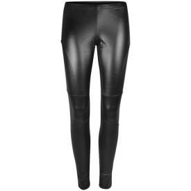 Leggings Long QUEEN OF DARKNESS - Latex Look