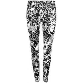 Leggings Long HEARTLESS - Occult