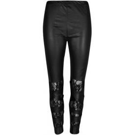 Leggings LONG - Dentelle Florale