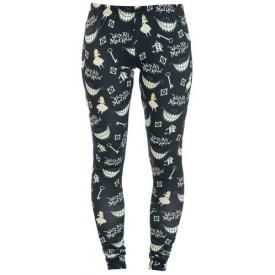 Leggings Long ALICE IN WONDERLAND - Mad Mouth