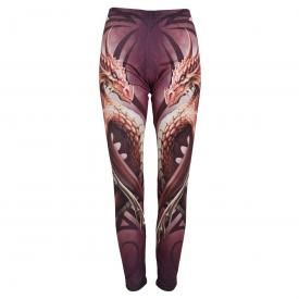 Leggings All Over SPIRAL - Wyvern