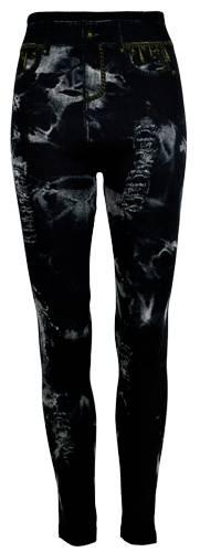 Image de Leggings All Over LONG - Slim Jeans Destroy