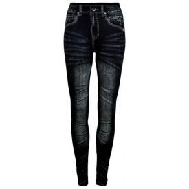 Leggings All Over LONG - Slim Jeans Classic