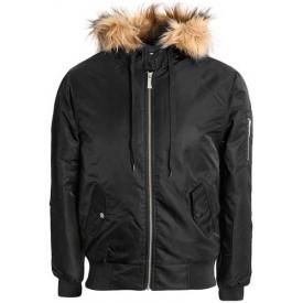 Veste Mec HARRINGTON - Bomber N2B Black