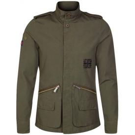 Veste Mec HARRINGTON - Military Jacket Kaki