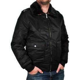 Veste HARRINGTON - Flight Jacket Noir
