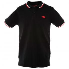 Polo Mec HARRINGTON - Noir BR