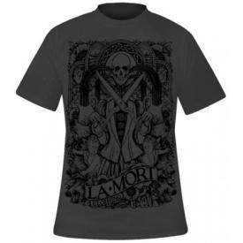 T-Shirt Mec LA MORT - The Self Beheading Woman