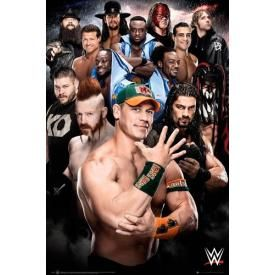 Poster WWE - Superstars 2016