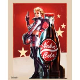 Mini Poster FALLOUT - Nuka Cola Mini