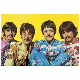Poster THE BEATLES - Sergent Pepper