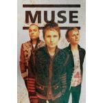Poster MUSE - Band