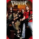 Poster BULLET FOR MY VALENTINE - Theatre
