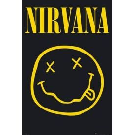 Poster NIRVANA - Smiley