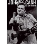 Poster JOHNNY CASH - San Quentin
