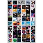 Poster MUSE - Discography