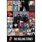 Poster ROLLING STONES - Albums