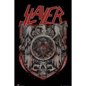 Poster SLAYER - Eagle Blood