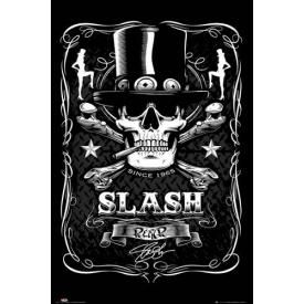 Poster SLASH - Label