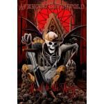 Poster AVENGED SEVENFOLD - Hail To The King
