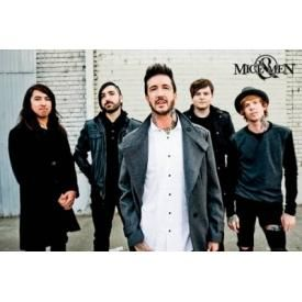Poster OF MICE & MEN - Band
