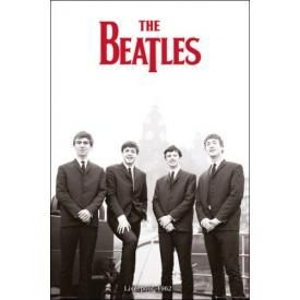 Poster THE BEATLES - Liverpool