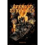 Poster AVENGED SEVENFOLD - Shepherd Of Fire