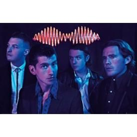 Poster ARCTIC MONKEYS - AM Group
