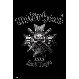 Poster MOTÖRHEAD - Bad Magic