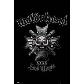 Poster MOTÖRHEAD - Bad Magic