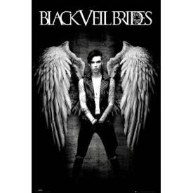 Poster BLACK VEIL BRIDES - Andy Angel