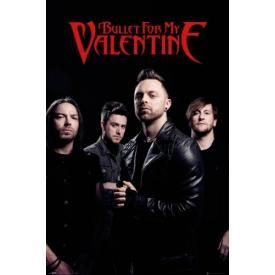 Poster BULLET FOR MY VALENTINE - Band