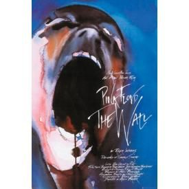 Poster PINK FLOYD - The Wall Movie Cover
