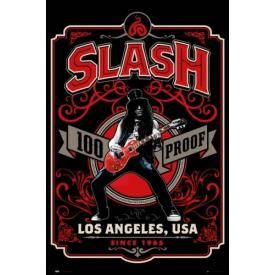 Poster SLASH - 100 Proof