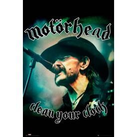 Poster MOTÖRHEAD - Clean Your Clock