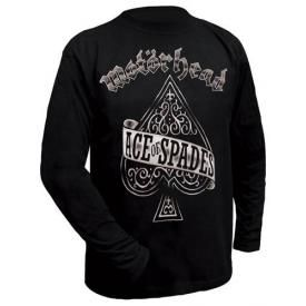 T-Shirt Mec Manches Longues MOTORHEAD - Ace Of Spades