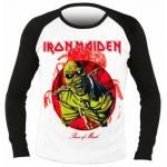 T-Shirt Manches Longues IRON MAIDEN - Piece Of Mind