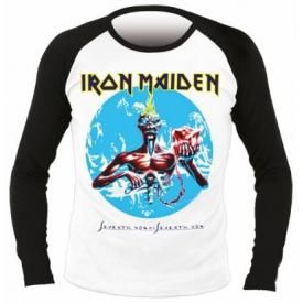T-Shirt Mec Manches Longues IRON MAIDEN - Seventh Son