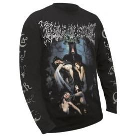T-Shirt Manches Longues CRADLE OF FILTH - Hammer Of The Witches