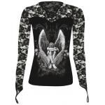 T-Shirt Manches Longues Nana DARK WEAR - Enslaved Sorrow