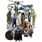 Magnets STAR WARS - Trilogy Set