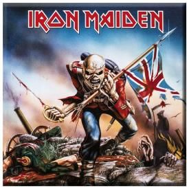 Grand Magnet IRON MAIDEN - The Trooper