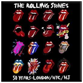 Grand Magnet ROLLING STONES - Evolution
