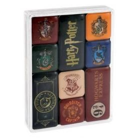 Magnets HARRY POTTER - Hogwarts Houses