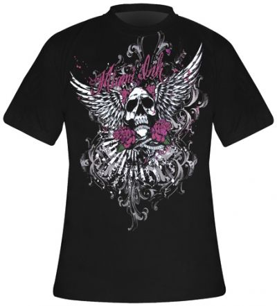 Image de T-Shirt MIAMI INK - Angel