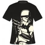 T-Shirt Mec STAR WARS - Stormtrooper Big