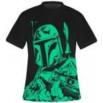 T-Shirt Mec STAR WARS - Boba Fett Big