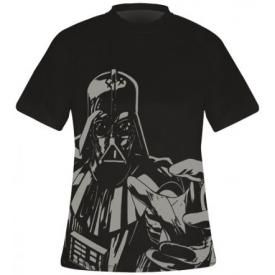 T-Shirt Mec STAR WARS - Dark Vador Big