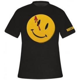 T-Shirt Mec WATCHMEN - Smiley