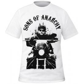 T-Shirt Mec SONS OF ANARCHY - Jax Motorcycle